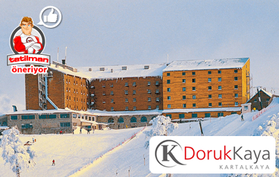 Kartalkaya Dorukkaya Ski & Mountain Resort